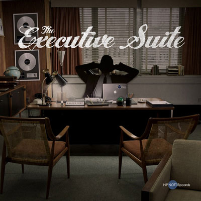 Executive Suite Front Cover