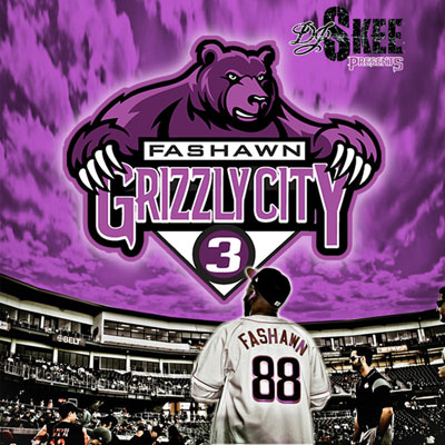 Fashawn - Grizzly City 3 Cover