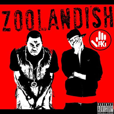FKi - Zoolandish Album Cover