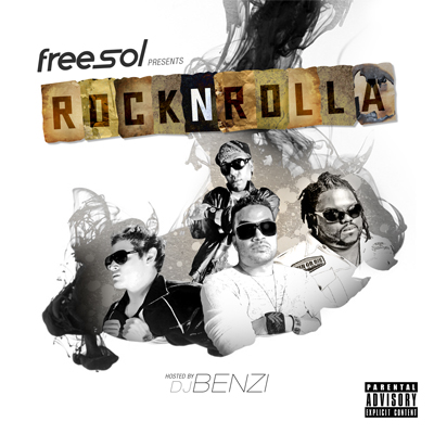 FreeSol - RockNRolla (Presented by DJ Benzi) Cover