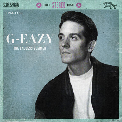 G-Eazy - The Endless Summer Cover