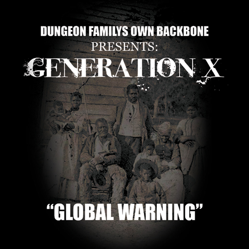 Global Warning Front Cover