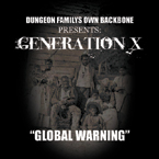 Generation X - Global Warning [Album] Cover
