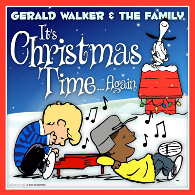 It's Christmastime Again, Gerald Walker Front Cover