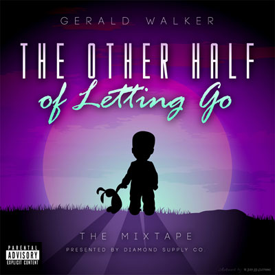 Gerald Walker - The Other Half of Letting Go Cover