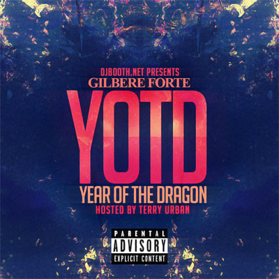 Gilbere Forte - YOTD: Year of the Dragon Cover