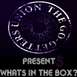 The Go-Getters Union, LLC - What's in the Box?! Cover