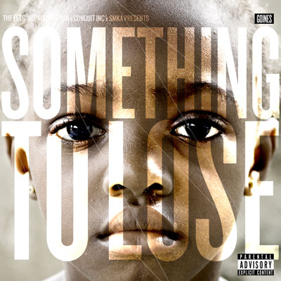 Goines - Something to Lose Album Cover