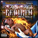 Grant Parks &amp; Vudu Spellz - Hip Hop the Rebirth (Real MCs Real Skillz) Cover