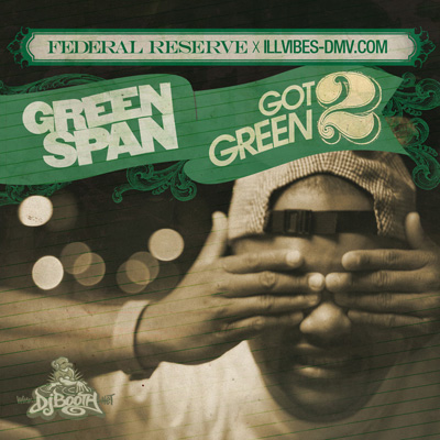 Got Green 2 Front Cover