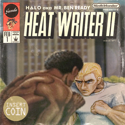 HaLo - Heat Writer II Cover
