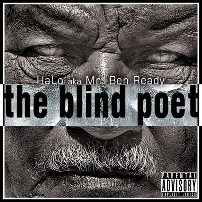 The Blind Poet Front Cover