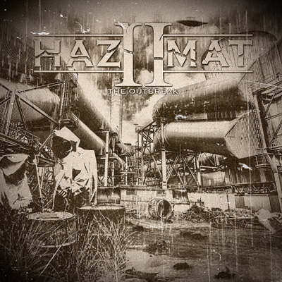 Hazardis Soundz - HAZMAT II: The Outbreak Cover