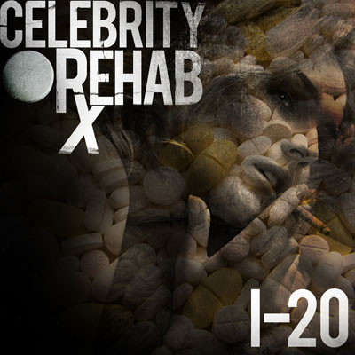 Celebrity Rehab Front Cover