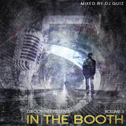 In The Booth Volume 5 Front Cover