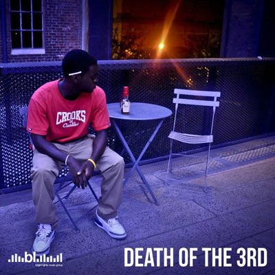 IsaiahThe3rd - Death of the 3rd Cover