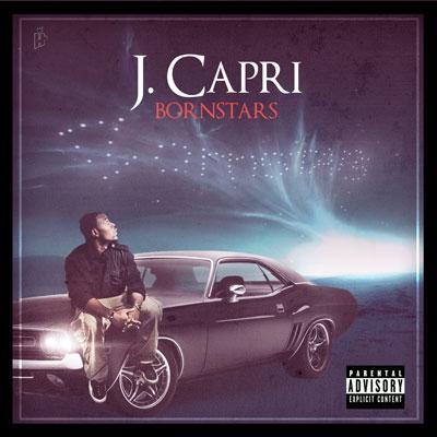 J. Capri - BornStars Album Cover