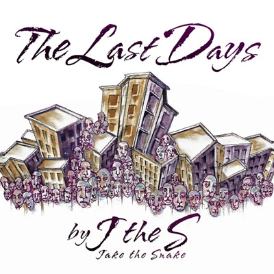 J The S - The Last Days Album Cover