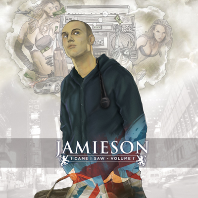 Jamieson - I Came, I Saw Vol. 1 Album Cover