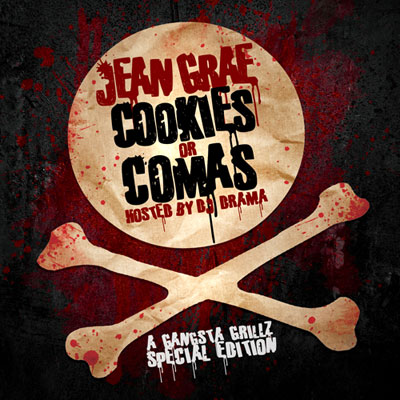 Jean Grae - Cookies or Comas Cover