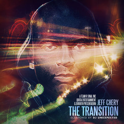 Jeff Chery - The Transition Cover