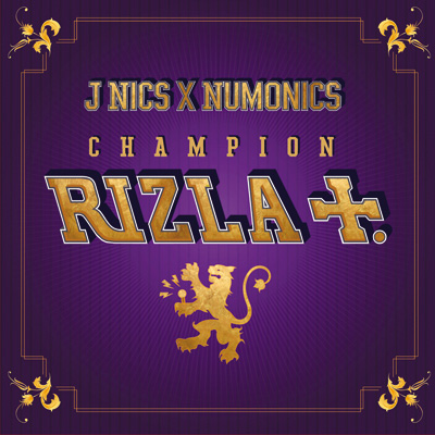 J. NiCS - Champion Rizla Cover