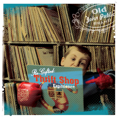 ReGifted Thrift Shop Experience Front Cover