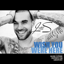 Wish You Were Here Front Cover