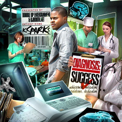 K. Sparks - Diagnosis: Success Cover