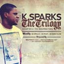 K. Sparks - The Trilogy Chapter 3 (The Resurrection) Cover