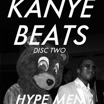 Kanye West's First Beats (Disc 2) Front Cover