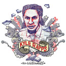Kyle Rapps - Re-Edutainment EP Cover