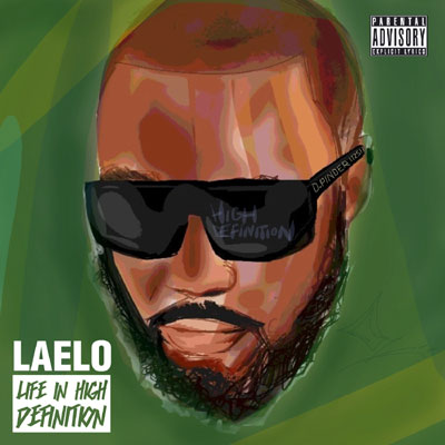 Laelo - Life in High Definition Album Cover