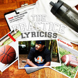 Lyriciss - The Practice Cover