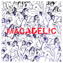 Mac Miller - Macadelic Artwork
