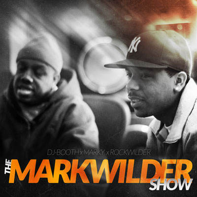 Marky - The Markwilder Show Cover