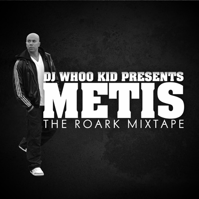 Metis - The Roark Mixtape Cover
