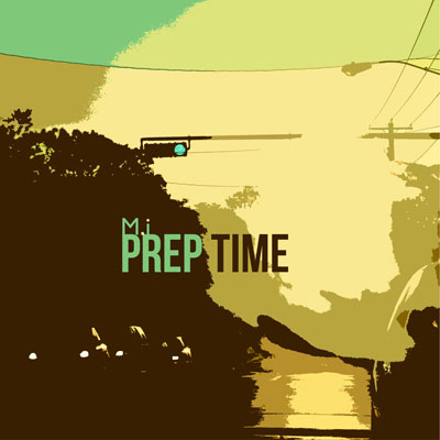 Prep Time Front Cover