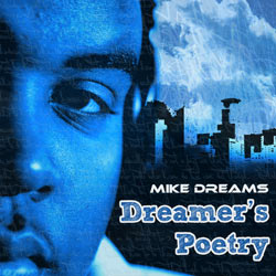 Mike Dreams - Dreamer's Poetry Cover