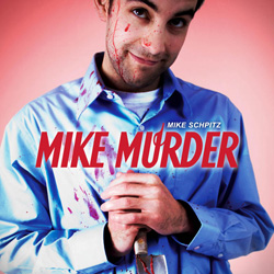Mike Murder  Front Cover