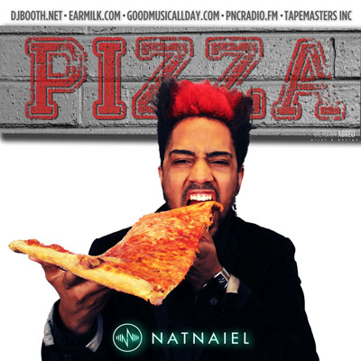 Pizza Front Cover