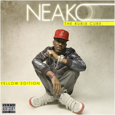 Neako - Rubix Cube Yellow Edition Cover