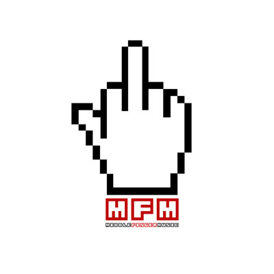 Middle Finger Music Front Cover
