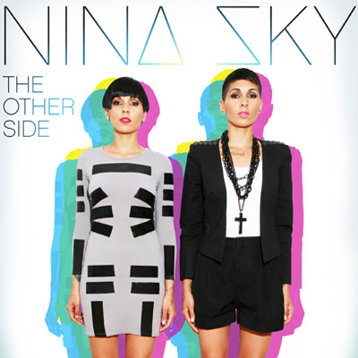 Nina Sky - The Other Side EP Cover