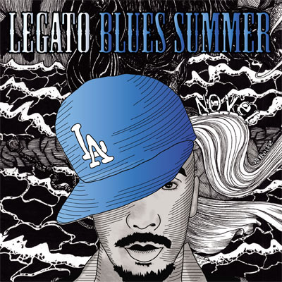 Legato Blues Summer Front Cover