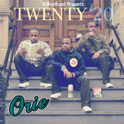 Orie - Twenty 20 Cover