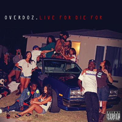 OverDoz - Live for, Die for Cover