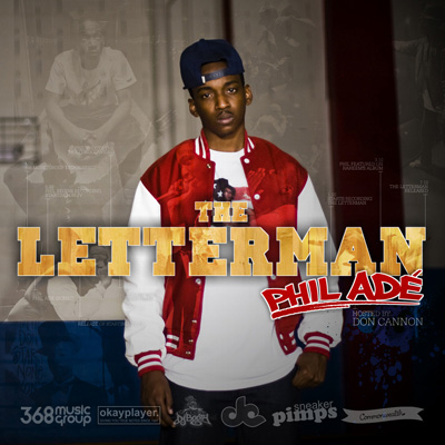 Phil Adé - The Letterman (Mixed by Don Cannon) Cover