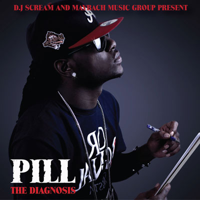 The Diagnosis No DJ Version Front Cover