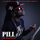 Pill -  The Diagnosis [No DJ Version] Cover